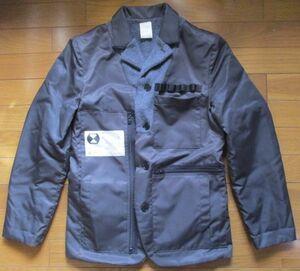 日本製 FINAL HOME 裏地切替 ジャケット XSサイズ ナイロン ファイナルホーム 切り返しデザイン