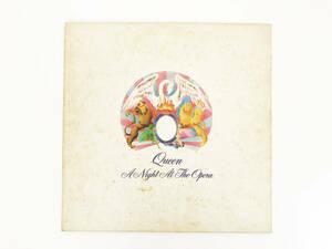 【レコード】 LP盤 クイーン オペラ座の夜 QUEEN A NIGHT AT THE OPERA