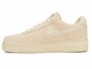 STUSSY NIKE AIR FORCE 1 LOW - FOSSIL ステューシー エアフォース1 27.5cm