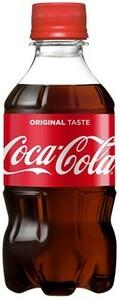 コカコーラ 300ml 24本 (24本×1ケース) PET ペットボトル 炭酸飲料 Coca-Cola 安心のメーカー直送 コカ・コーラ【送料無料】