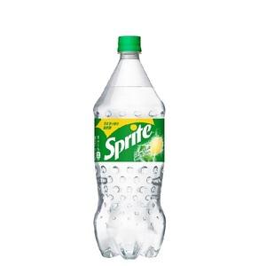 スプライト 1.5l 6本 (6本×1ケース) 1.5 L PET ペットボトル 炭酸飲料 Sprite 安心のメーカー直送 コカコーラ【送料無料】