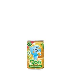 ミニッツメイド Qoo みかん 160ml 30本 (30本×1ケース) ミニ缶 フルーツ 果汁ジュース オレンジ【送料無料】