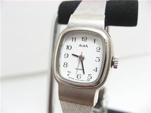 SEIKO ALBA アルバ/レディース腕時計/電池交換済み
