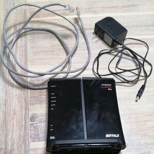 バッファロー 無線ルーター Wi-Fi WZR-HP-G300NH NEC WHR-G301N Aterm