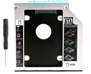 国内発送 新品 DELL 15R-5521 15-5565 5567 増設セカンドHDDアダプター SSDマウンタ SATA接続 9.5mm