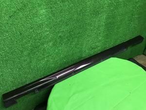 管0485 ダイハツ DBA-L175S ムーブ ムーヴカスタム 純正 サイドステップ 右 運転席側 カラーR49 75853-B2040