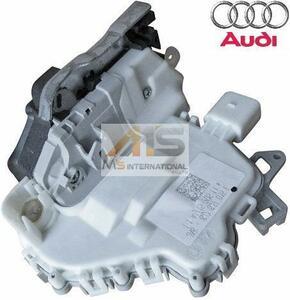 【M's】AUDI A4/S4/RS4(8K) A5/S5/RS5(8F/8T) 純正品 フロント ドアロックアクチェーター 左側/アウディ 8J2-837-015E 8J2-837-015C