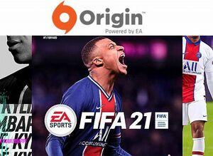 即日対応!【PC/ORIGIN版】 FIFA 21 日本語対応