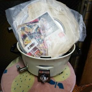超レア昭和レトロ ナショナルガス天ぷら鍋です