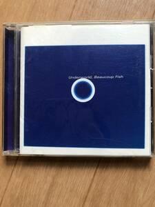 中古国内盤CD 帯付き★Underworld★ Beaucoup Fish アンダーワールド 日本先行発売 初回生産限定盤 テクノ