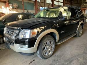 2008y 15000km Ford Explorer ABA-1FMWU74 V8 4.6L auto matic transmission