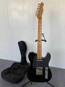 Fender エレキギター MADE IN JAPAN 通電確認のみ