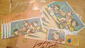 即決☆貴重!未使用品☆昭和レトロ サンリオ テニスをする男女 レターセット Sanrio 当時物