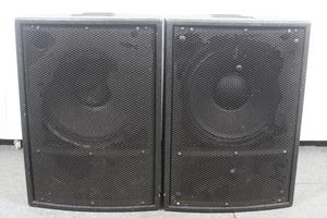 引取推奨 Electro-Voice X-Array XW15 フロアモニター スピーカー ペア 業務用 大型 EV エレクトロボイス ハードケース付属 【現状品】