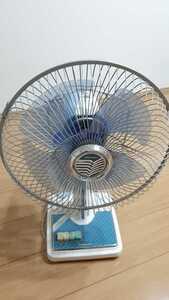 TOSHIBA 東芝 扇風機 F-I24B 【希少 レア】昭和レトロ 扇風機 アンティーク レトロ扇風機