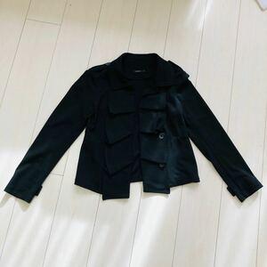 テーラードジャケット コットン