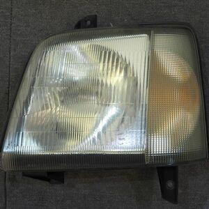 ワゴンR MC21S KOITO 100-32610 純正 左ヘッドライト(S2-3572)