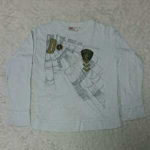 DIESEL ディーゼル ロンT サイズ8 長袖Tシャツ レディース