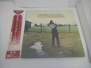 LPレコード♪Norman Greenbaum Petaluma/ノーマン・グリーンバウム ペタルマ◆日本盤 帯付き◆P7609R/ロックの名盤復活シリーズ 第2弾