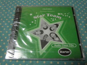 CD Star Team Starter (英会話・英語学習の別売りCD Audio Class CDs)の商品画像