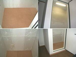 new goods * unused goods H*O made! soundproofing .* soundproofing Booth * soundproofing room! cheap! 1 tatami type SB-4010 : DR-40 size order made!