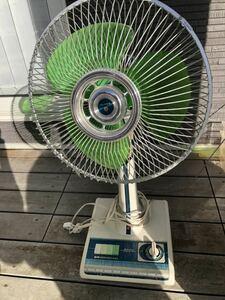 昭和レトロ 扇風機 アンティーク サンヨー SANYO レトロ扇風機