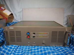 VICTOR  ビクター BTS規格 MOSFET パワーアンプ  PA 2002 完動品【3ヶ月保証】