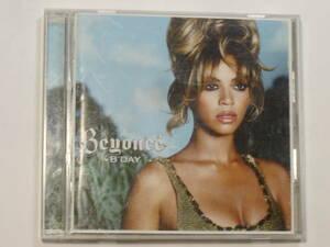 ♪ 中古CD  国内盤 ビヨンセ / ビー・デイ  BEYONCE / B'DAY  歌詞カード入り ♪
