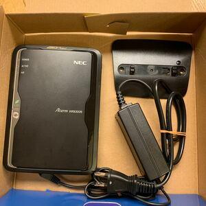 Aterm WR9300N Wi-Fi 無線LANルーター NEC 無線LAN