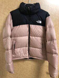 THE NORTH FACE 1996 RETRO NUPTSE JACKET pink ノース フェイス 1996 レトロ ヌプシ ダウンジャケット ピンク S