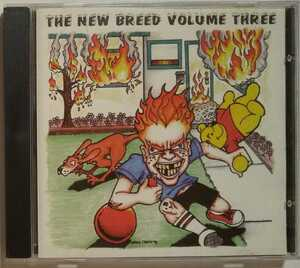The New Breed Volume Three V.A.CD 1996年 Pop Punk Rhythm Collision A.G's Strung Out Connie Dungs Automatics Invalids