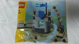 レア! 新品・未開封 LEGO Explorer レゴ エクスプローラー 11940 Castle お城 Magazine 月刊雑誌付録 ポリ袋/Polybag/袋詰め 海外発