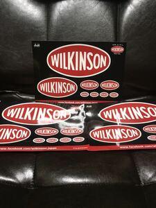 新品★送料無料★アサヒ飲料 ウィルキンソン ステッカー 3枚セット サイズ21×15cm100年タンサン 炭酸