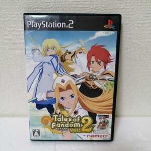 PS2 テイルズ オブ ファンダム Vol.2(ルークバージョン)