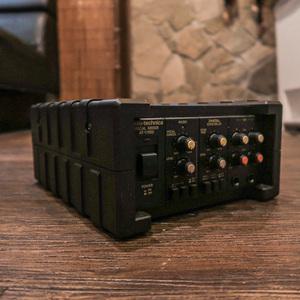 -ジャンク- audio-technica AT-VX50 オーディオテクニカ ボーカルミキサー -GRUN SOUND-j135-