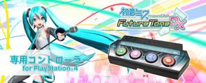 【未開封】HORI ホリ 初音ミク Project DIVA MEGA39's 専用コントローラー for PlayStation 4 5 プレイステーション 4 国内正規品 PS5