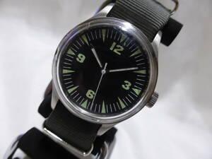 ZENO☆ゼノ W10/4045 ミリタリー メンズ 腕時計☆未使用