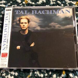 【国内盤CD】タル・バックマン『タル・バックマン』