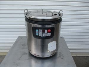 y0-2627 業務用 象印 スープジャー TH-CU080 2010年製 100V W310×D310×H380 店舗用品 中古 厨房