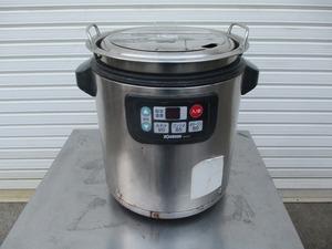 y0-2628 業務用 象印 スープジャー TH-CU080 2009年製 100V W310×D310×H380 店舗用品 中古 厨房