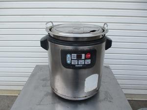 y0-2629業務用 象印 スープジャー TH-CU080 100V W310×D310×H380 店舗用品 中古 厨房