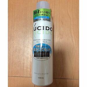 LUCIDO (ルシード) 白髪用整髪フォーム グロス&ハード