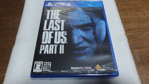 ●PS4 The Last of Us Part II PS4 Pro Limited Edition版 新品未開封 ラストオブアス2●