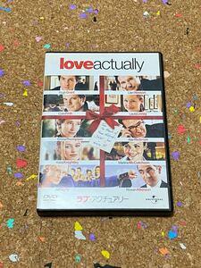 love actually/ラブ・アクチュアリー/中古DVDDVD