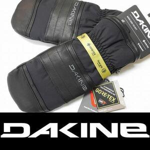 【新品:SALE】21 DAKINE BARON GORE-TEX MITT - BLACK - XL 正規品 ミトン グローブ ゴアテックス スノーボード