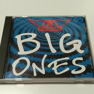 エアロスミスAEROSMITH BIG ONES 中古CD