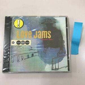 CD 輸入盤未開封【洋楽】長期保存品 LOVE JAMS