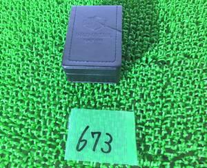 (673)ハーレー◆汎用◆純正◆スペアキー◆ボックス◆キー◆ケース◆埼玉◆二輪車販売店