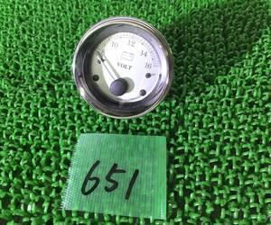 (651)ハーレー◆FLTRX1584◆ロードグライド◆純正◆バッテリー◆メーター◆75167-01A◆埼玉◆二輪車販売店