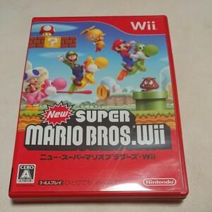 Wii スーパーマリオブラザーズ